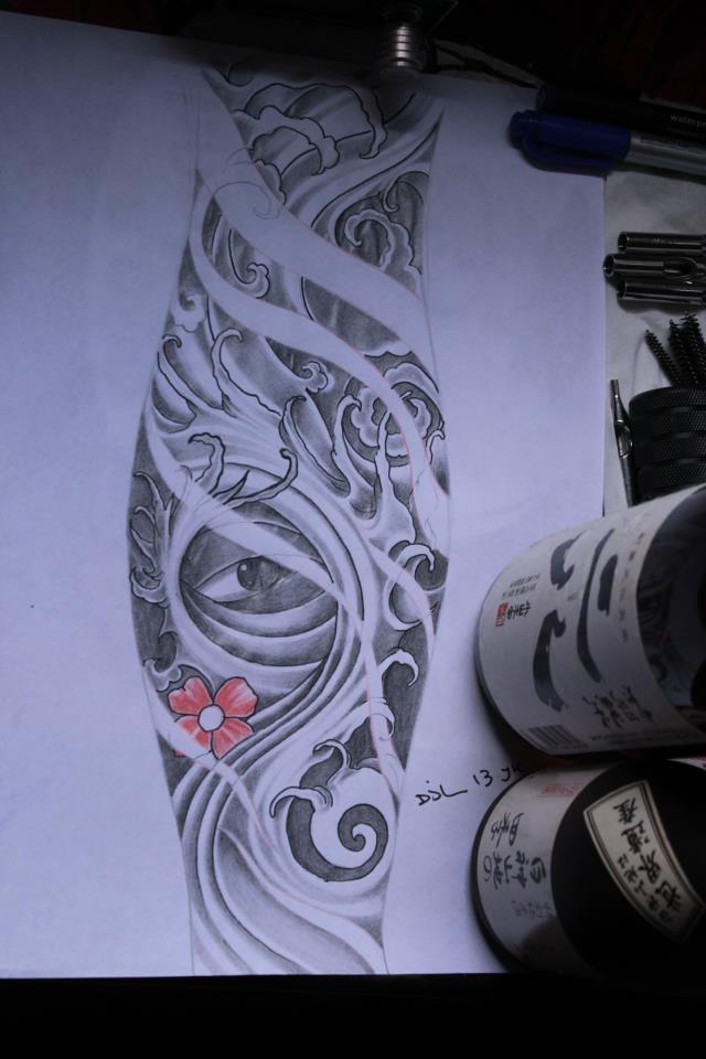 Design Tattos oriental