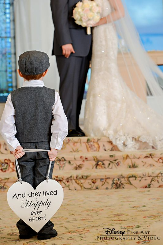 Ring Bearer #wedding