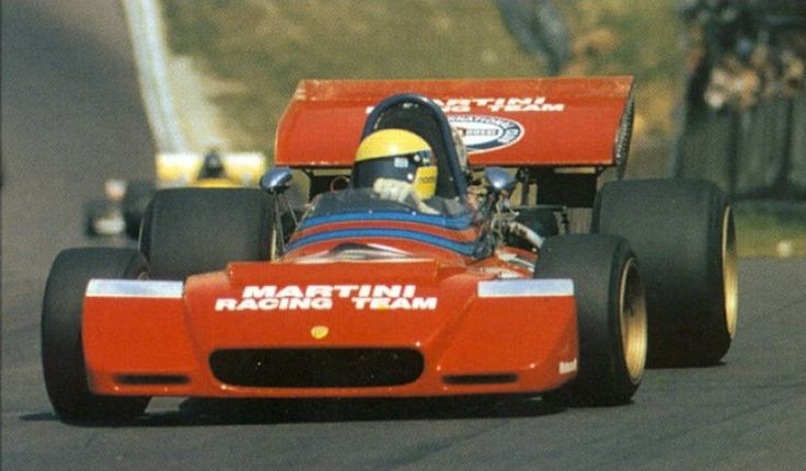 1972 Brands Hatch | Tecno PA 123/3 - Nanni Galli