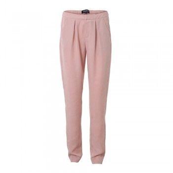 Ibi Tahira Misty Pink Pants ❤❤❤ mbyM on Fashion Exclusive: https://www.fashionexclusive.nl/ibi-tahira/