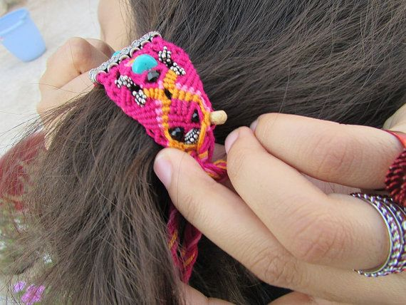 Princess multi purpose Bracelet Necklace Hair-tie/band by Narmadaa