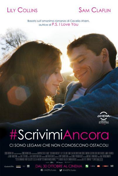 #ScrivimiAncora (romantico) dal 30 ottobre 2014 al #cinema .... #film #trailer