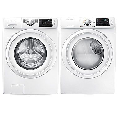 Buy Samsung Front Load 2-pc. Electric Washer and Dryer Set- White WF42H5000AW/A2 at JCPenney.com today and enjoy great savings.