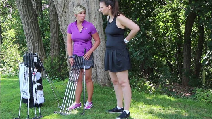 Golfing For Women: What the Golf Clubs in Your Bag Are For