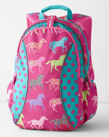 Designed for kids age 7 and up, our beloved backpack is a customer favorite for its durability, comfortable fit, and roomy, kid-friendly design.