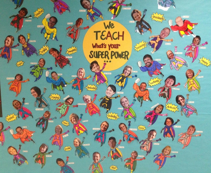 """Our """"Super Heroes""""."""