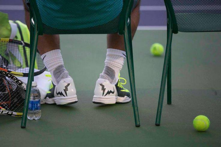PHOTOS: Rafael Nadal practices in Indian Wells | Rafael Nadal Fans