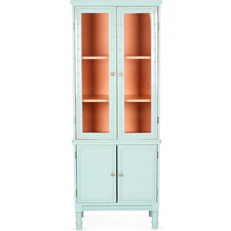 29 best Curio cabinet images on Pinterest | Antique wardrobe ...