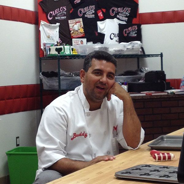 Learn about cake decorating from NJ's Cake Boss...