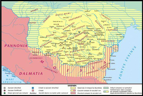 SECURITATEA   ROMÂNIEI: ISTORIA ROMÂNIEI în câteva pagini: de la Burebista...