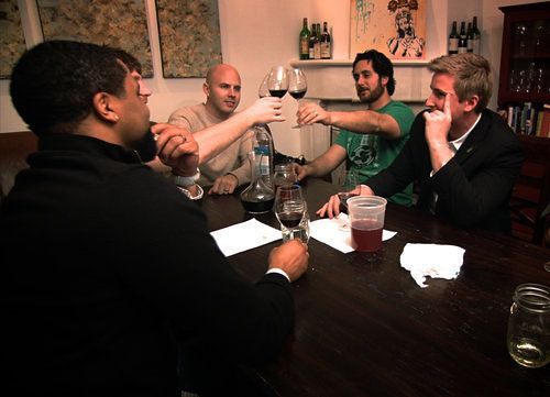 Eater at the Movies: Watch a Trailer for Somm, a Master Sommelier Exam Film out June 21!