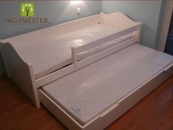 Lusti ágy kihúzható vendégággyal