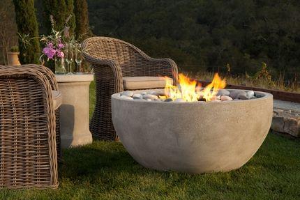 8 Best Artisan Fire Bowls Images On Pinterest Fire Bowls
