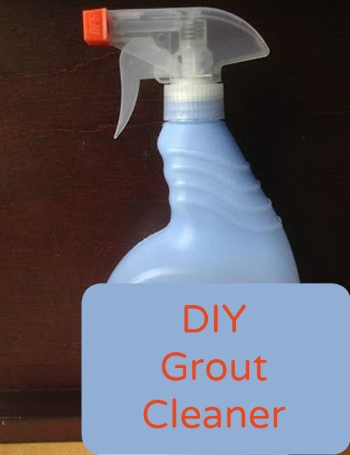 DIY Grout Cleaner - Have Grout Will Clean!