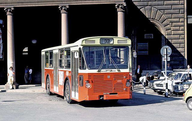Bologna: 4012 FIAT 421AL Menarini B--T