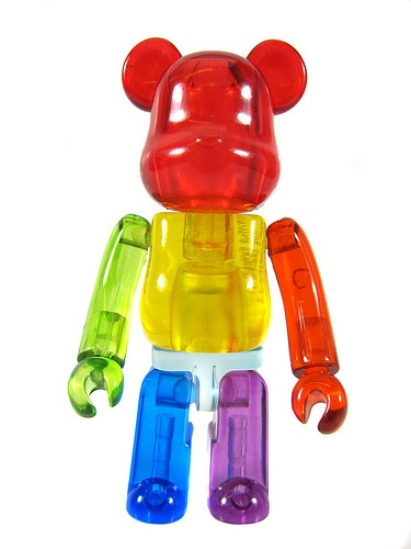 bearbrick jellybean from series 20