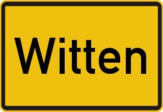 Autoverschrottung in Witten