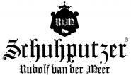 Logo: Königlicher Schuhputzer Rudolf van der Meer