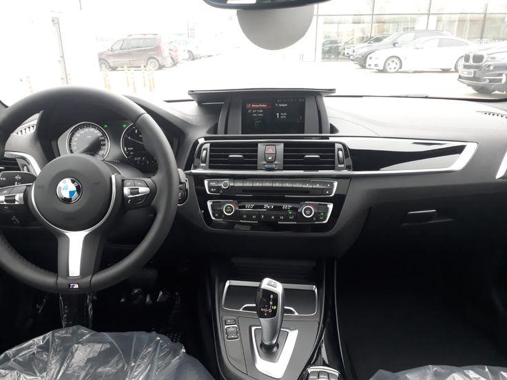 DurmazOtoKiralama adlı kullanıcının BMW 1.16d M SPORT