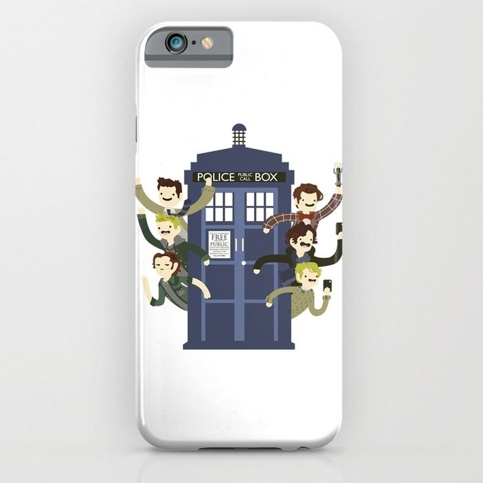 Superwholock iPhone & iPod Case