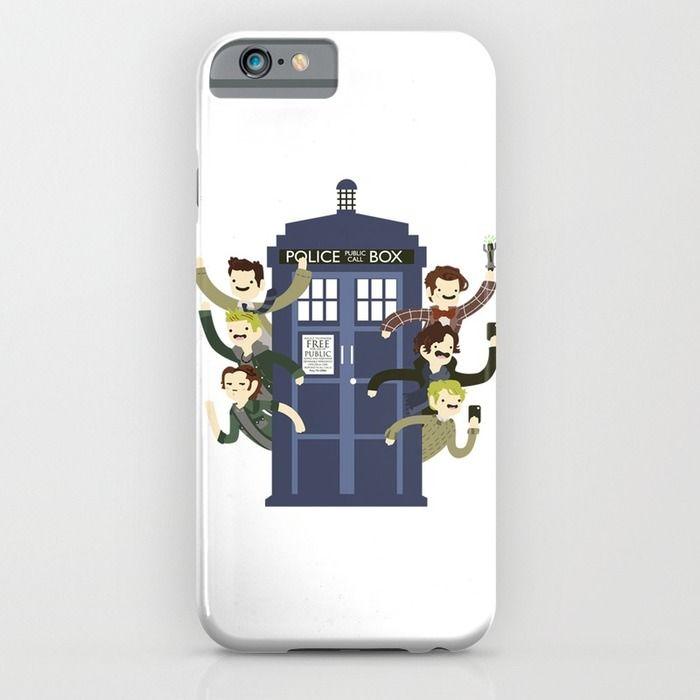 Superwholock iPhone & iPod Case