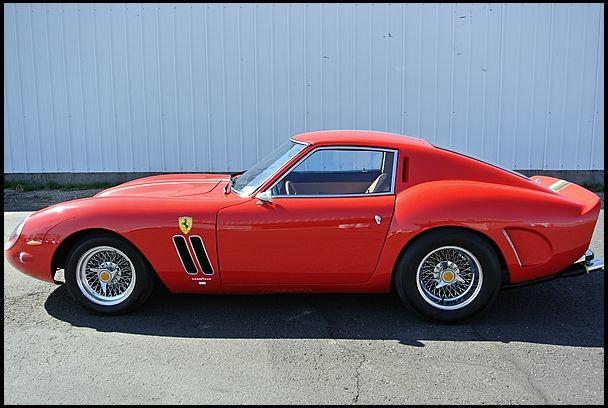 S269 1975 California GTO 250 Ferrari Replica From Delirious