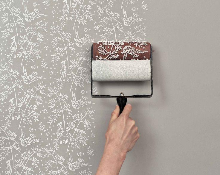 Wallpaper applicator. Wow!