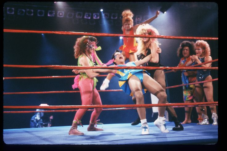 GLOW: A Women's Wrestling Show Inspired the Netflix Series