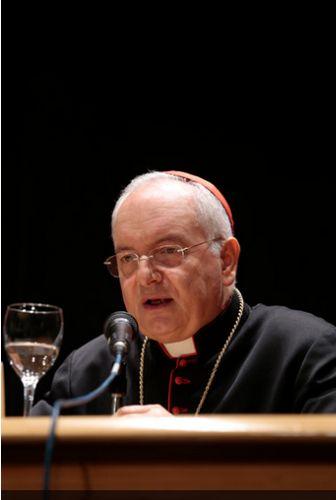 El Penitenciario Mayor de la Santa Sede reflexionó como los sacerdotes también deben experimentar en su vida la misericordia que administran ...