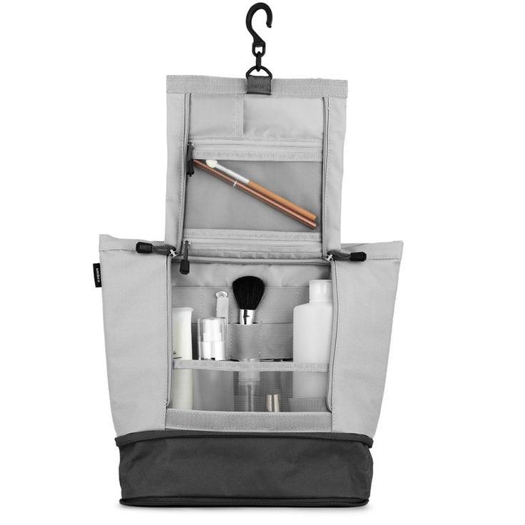Umbra vanity travel cosmetics bag | hardtofind.
