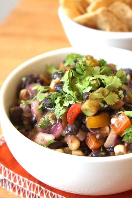 black bean salad recipe bean salad recipes black bean salads salad ...