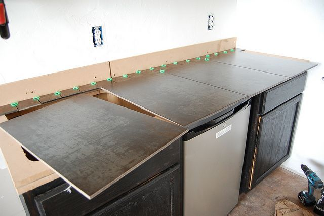 Tile 101 How To Build Tile Counters Tile Countertops Kitchen