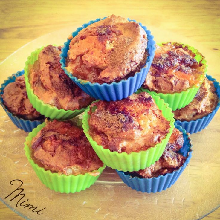 Mogyoróvajas-lekváros muffin