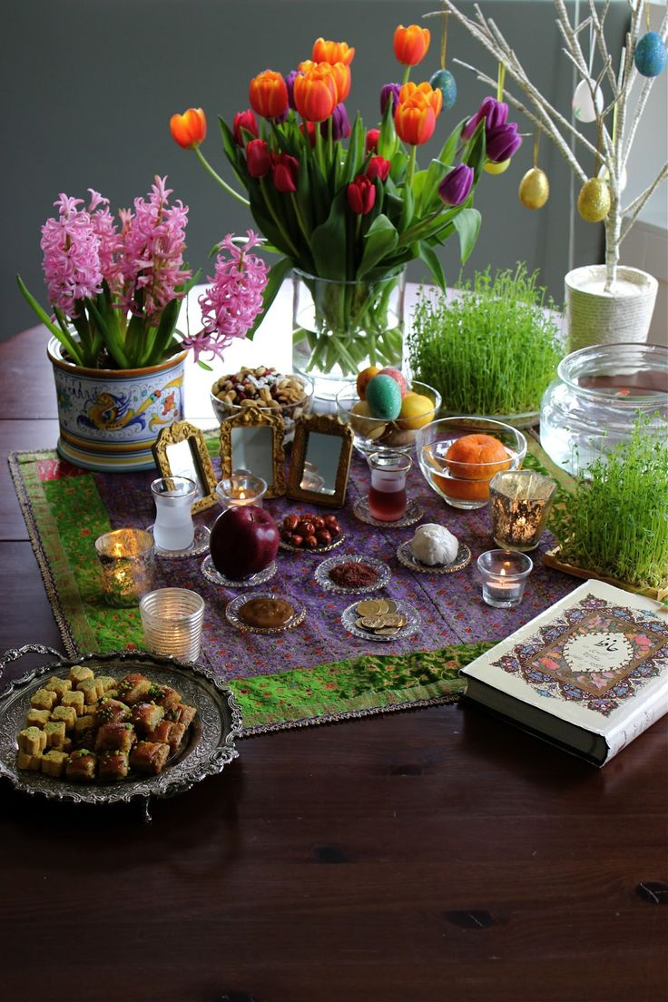 59 best Nowruz greeting cards ( Iranian new year cards ... Persian Haft Seen