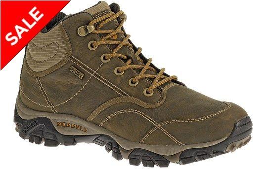 Merrell+Moab+Rover+Mid+Men's+Waterproof+Walking+Boot