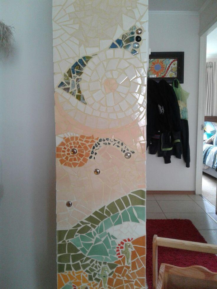 Otra parte del mural.