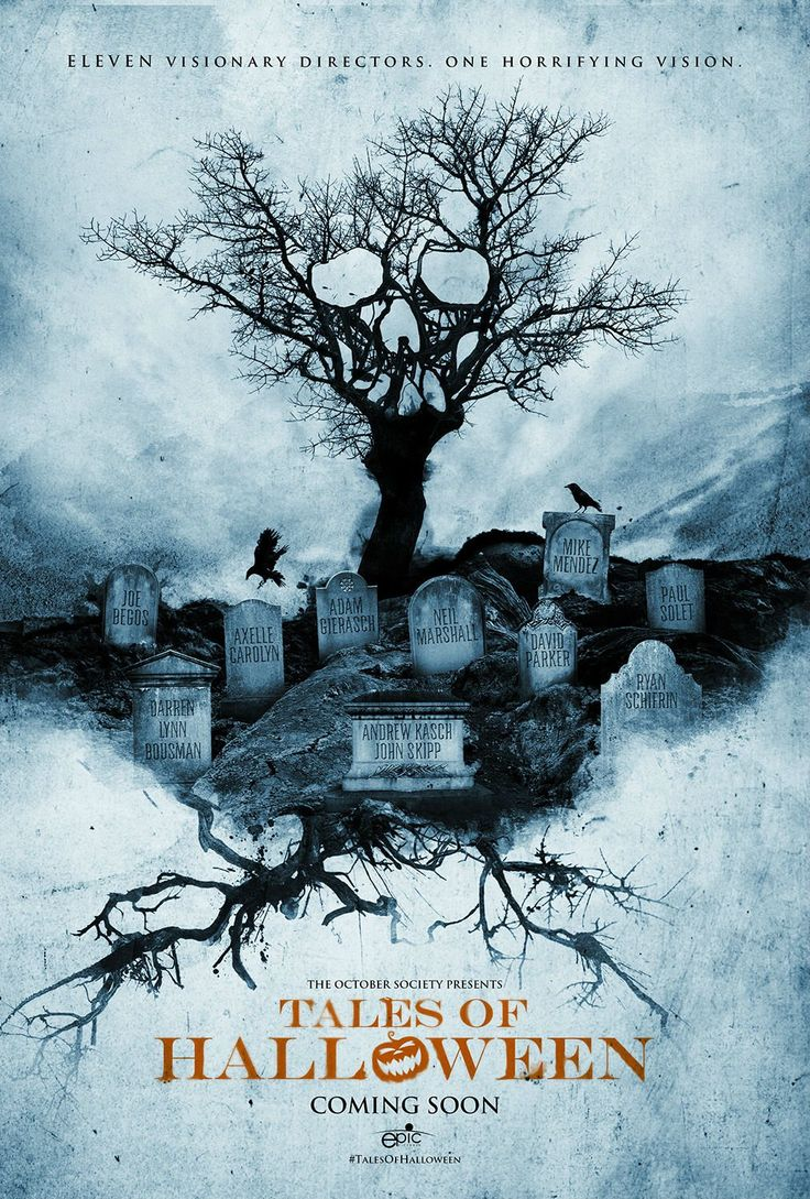 New Horror Anthology 'Tales of Halloween' (2015)
