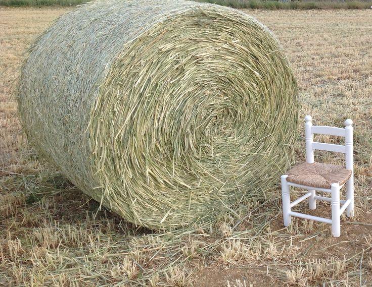 """Silla tradicional valenciana, formato mini """"la cadireta"""""""