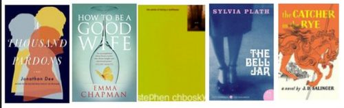 Top 10 Novels about Mental Illness Part 1