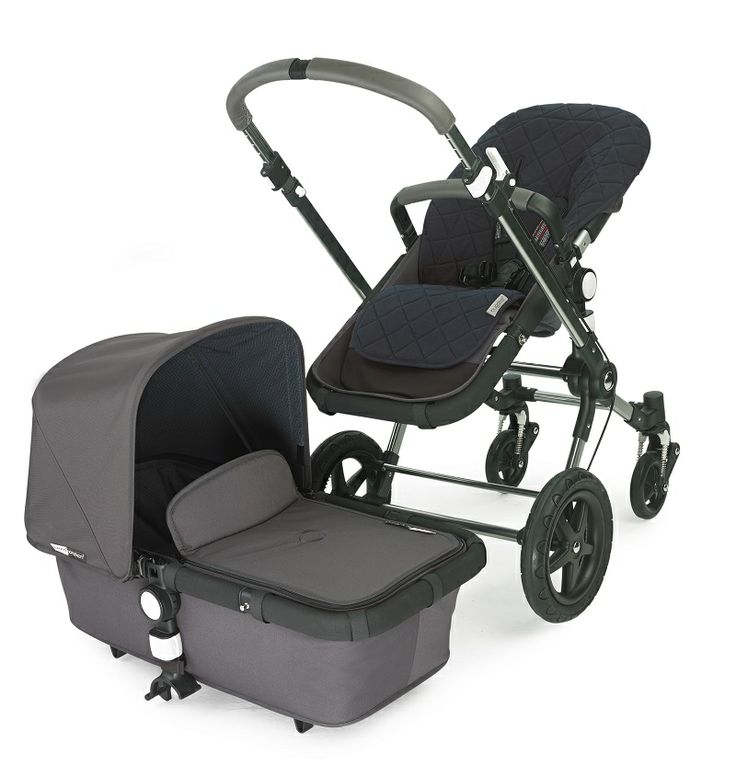The 'Bugaboo Limited Edition Cameleon Henley' is now in stock at Lesters Nurseryworld. Special features includes a shiny grey anodised chassis, midnight blue and mocca brown coloured print fabric, and a quilted seat cushion in navy. The Henley Limited Edition is available in only a select number of retailers, click on the link below for more information.