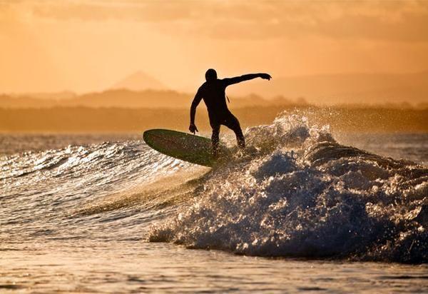 In Australia ci sono onde per tutti i livelli.