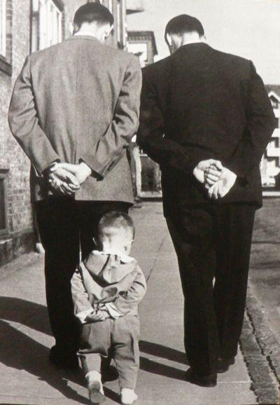 Robert Doisneau. Like father, like son. More