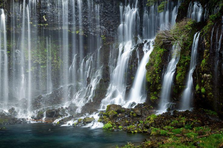白糸の滝 - Google 検索