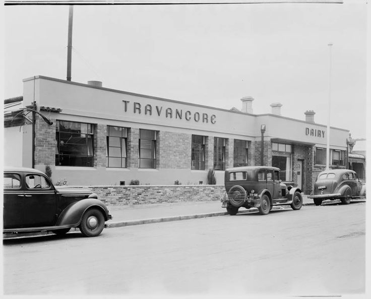Former Travancore Dairy, Kent Street, Ascot Vale