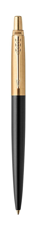 Parker Jotter Premium Bond Street Black GT Ballpoint Pen: Amazon.co.uk: Office Products