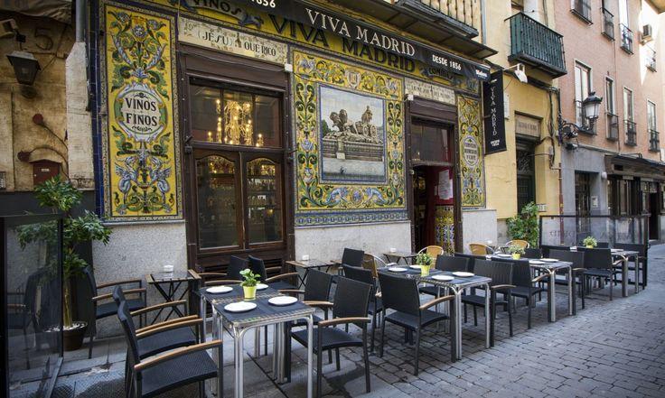 Fotos, ambiente, platos - Restaurante Viva Madrid - Madrid