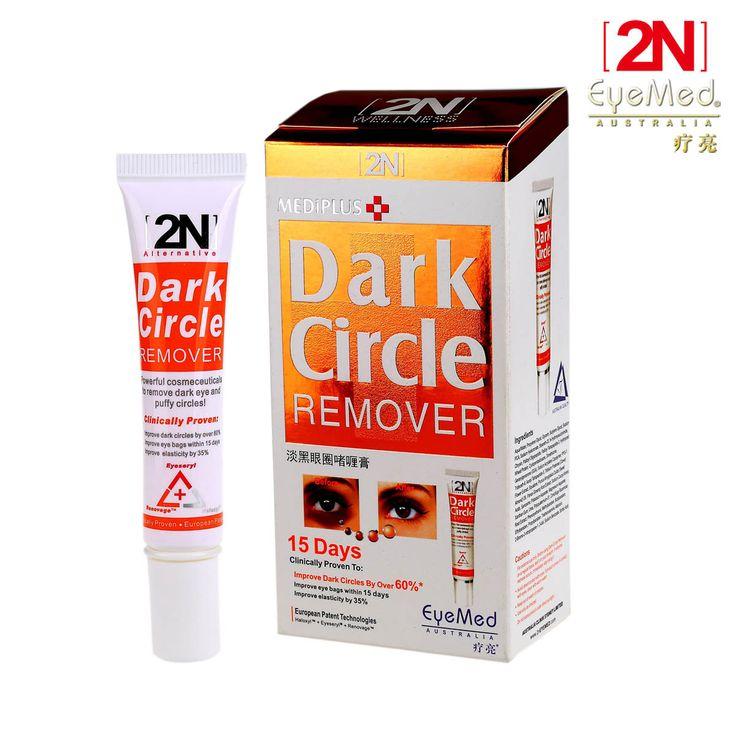 EyeMed 2N Australia 15 Días Ojeras Crema de Ojos Removedor eficaz Eliminación Círculo Oscuro Debajo de Los Ojos Eye Gel Ojeras Quitar crema