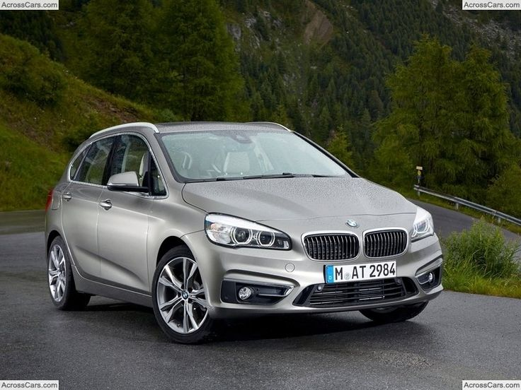 BMW 2-Series Active Tourer (2015)