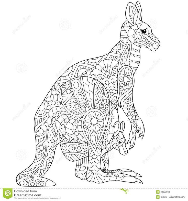 Mejores 62 imágenes de Logos Kanguro en Pinterest | Canguro ...