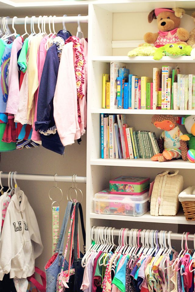 Great Ideas For Getting Your Closets Organized, And More.